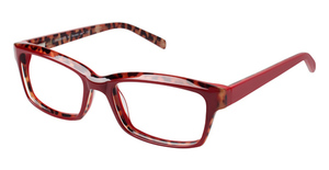 A&A Optical Longwood Burgundy