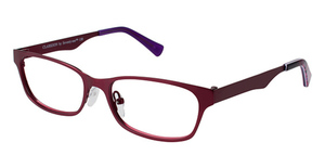 A&A Optical Clarkson Burgundy