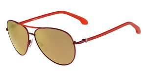cK Calvin Klein ck1184s (217) FIRE RED