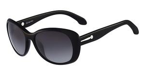 cK Calvin Klein Ck3130S (002) BLACK/GRAD GREY LENS