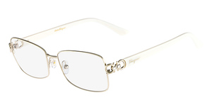 Salvatore Ferragamo SF2105R (718) Light Gold