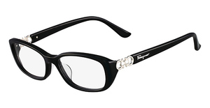 Salvatore Ferragamo SF2622R (001) Black