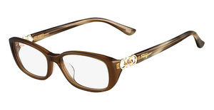 Salvatore Ferragamo SF2622R (210) Crystal Brown
