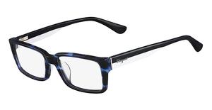 Salvatore Ferragamo SF2624 (424) Striped Blue