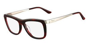 Salvatore Ferragamo SF2626 (608) Striped Red