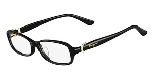 Salvatore Ferragamo SF2628R (001) Black