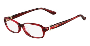 Salvatore Ferragamo SF2628R (613) Red