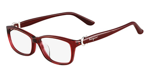 Salvatore Ferragamo SF2629 (613) Crystal Red
