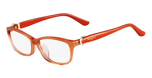 Salvatore Ferragamo SF2629 (811) ORANGE GRADIENT