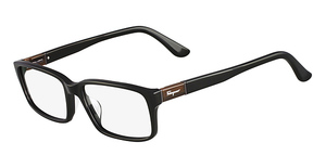 Salvatore Ferragamo SF2636 (001) Black