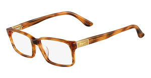 Salvatore Ferragamo SF2636 (225) Rust Horn