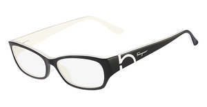 Salvatore Ferragamo SF2642 (961) Black/White