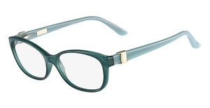 Salvatore Ferragamo SF2648 (339) Green/Fog