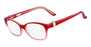 Salvatore Ferragamo SF2648 (631) Red Coral