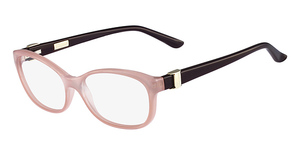 Salvatore Ferragamo SF2648 (666) Rose/Plum