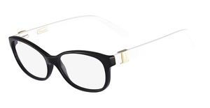 Salvatore Ferragamo SF2648 (961) Black/White