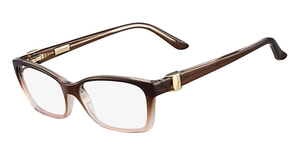 Salvatore Ferragamo SF2649 Brown Rose