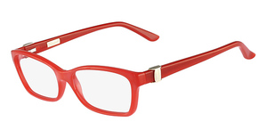 Salvatore Ferragamo SF2649 (810) Orange/Red