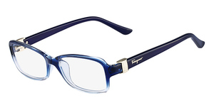 Salvatore Ferragamo SF2654R (424) Blue Gradient