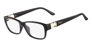 Salvatore Ferragamo SF2666R (001) Black