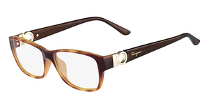 Salvatore Ferragamo SF2666R (212) Light Tortoise