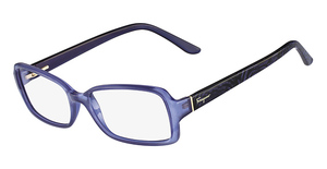 Salvatore Ferragamo SF2668 (424) Crystal Blue