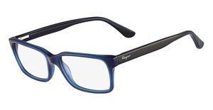 Salvatore Ferragamo SF2670 (414) Blue Navy