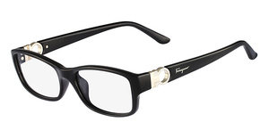 Salvatore Ferragamo SF2672R (001) Black