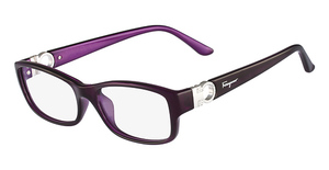 Salvatore Ferragamo SF2672R (534) PEARL PURPLE