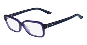 Salvatore Ferragamo SF2680 (424) Crystal Blue
