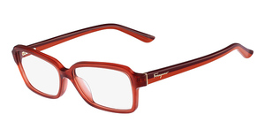 Salvatore Ferragamo SF2680 (613) Crystal Red