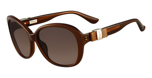 Salvatore Ferragamo SF658SL (210) Brown
