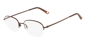 Flexon FLEXON ABRAHAM 600 (210) Brown