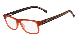Lacoste L2707 (800) Satin Orange