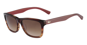 Lacoste L709S (615) Red/Brown/Gradient