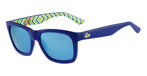 Lacoste L711S (414) Solid Blue