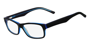 Marchon M-854 (400) Black/Blue