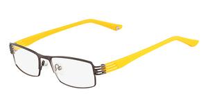 Marchon M-CHRYSLER (031) Dk. Gunmetal Yellow