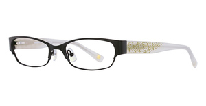 Marchon M-GERSHWIN (001) Satin Black Off White