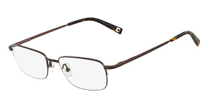 Marchon M-GRAMERCY (210) Satin Brown