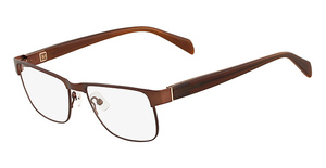 Marchon M-Hudson (210) Satin Brown