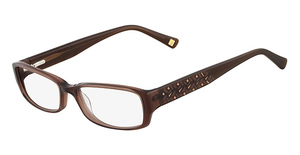 Marchon M-MAJESTIC (210) Brown Crystal