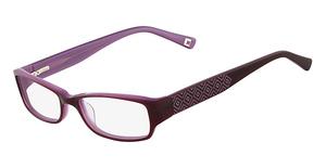 Marchon M-MARQUIS (505) Plum Lavender