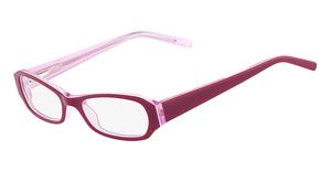 Marchon M-MIA (608) Pink Rasberry