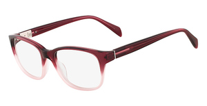 Marchon M-Mulberry (601) Rose Pink Sheer Fade