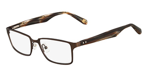 Marchon M-NATE (210) Antique Brown