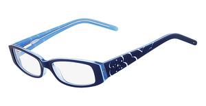 Marchon M-SOPHIA (430) Blue Wonderland