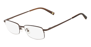 Marchon M-STUYVESANT (210) Satin Brown