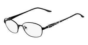 Marchon TRES JOLIE 149 (001) Black Silver