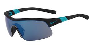 Nike Show X1 R EV0805 (073) Mat Blk/Trbo Grn/Gry/Sky Bl Fl